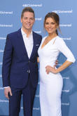 Jason Kennedy and Maria Menounos