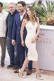 Robert De Niro, Edgar Ramirez and Ana De Armas