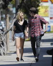 Chloe Moretz and Brooklyn Beckham