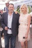 Jean Reno and Charlize Theron