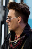 Johnny Depp and Hollywood Vampires