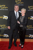 Christopher Knight and Florence Henderson