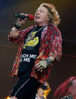 Axl Rose Considering New Guns N' Roses Music And Memoir