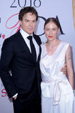Michael C. Hall and Morgan Macgregor