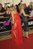 Laura Whitmore and Elizabeth Banks