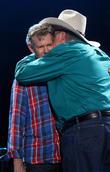 Randy Travis and Charlie Daniels