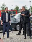 Chris Hemsworth and Jeff Goldblum