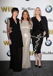 Hylda Queally, Cathy Schulman and Cate Blanchett