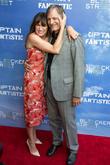 Kathryn Hann and Viggo Mortensen