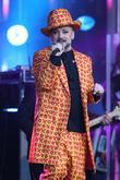 Boy George Defends New U.s. First Lady From Fashion Critics