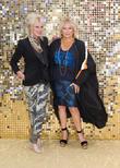 Jennifer Saunders and Joanna Lumley