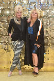 Jennifer Saunders and Joanna Lumley