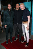 Drake Doremus, Charlie Hunnam and Shaun Ross