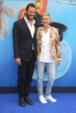 Ellen Degeneres and Dominic West