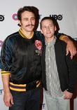James Franco and Justin Kelly