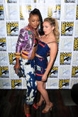 Keke Palmer and Billie Lourd