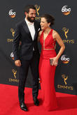 Tom Cullen and Tatiana Maslany