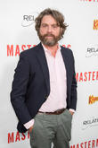 Zach Galifianakis Is A Dad