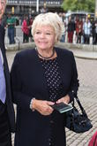 Terry Wogan and Judith Chalmers