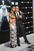 Thandie Newton and J.j. Abrams