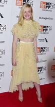 Elle Fanning Celebrated Her Prom At Cannes Film Festival