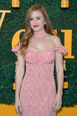 Isla Fisher Fooled Her Family By Swapping Her Face For Amy Adams' On Christmas Card