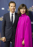 Benedict Cumberbatch and Sophie Hunter