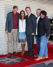 Stephen Fry, Diane Farr, Hugh Laurie, David Shore and Jean Mcclain Aka Pepper Mashay