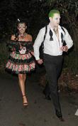 Scarlett Moffatt and Luke Crodden