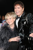 Gloria Hunniford and Sir Cliff Richard