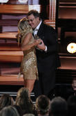 Carrie Underwood and Vince Gill