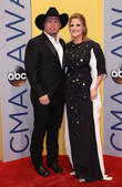 Garth Brooks And Trisha Yearwood's Thanksgiving Is A Friendly Affair