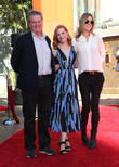 John Madden, Jessica Chastain and Kathryn Bigelow