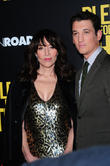 Katey Sagal and Miles Teller