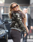 Anastacia Contemplating Recording A Christmas Album