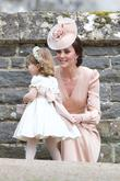 Catherine, Duchess Of Cambridge, Kate Middleton and Princess Charlotte