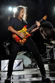 Metallica and Kirk Hammett