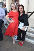 Joanne Clifton and Arlene Phillips