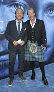 Iain Glenn and Jerome Flynn