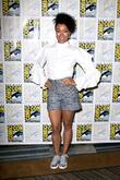 Star Trek, Sonequa Martin-green and Discovery at San Diego Convention Center
