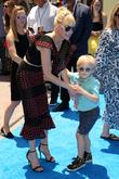 Anna Faris and Son