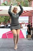 Bebe Rexha at Go Pool and The Flamingo
