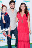 Ali Landry Bares Her Baby Belly For Cocoa Butter Firm Again